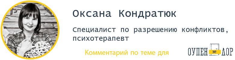 Оксана Кондратюк