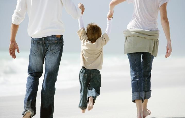 как отдыхать с детьми