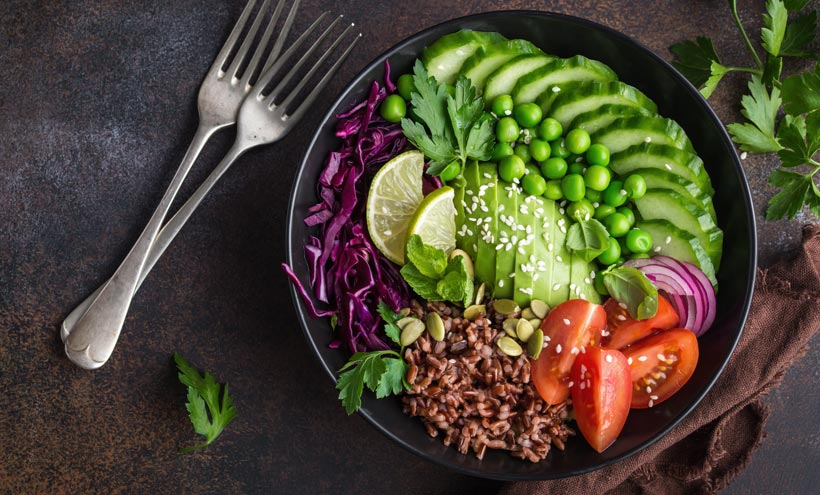 Растительное питание