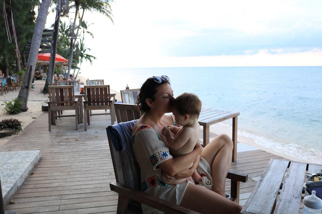 Как зимовать в Таиланде с маленьким ребенком